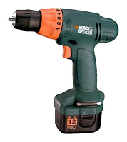Black&Decker CD12CA